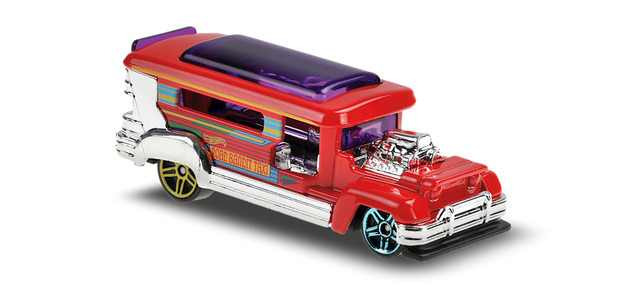 Carrinho Hot Wheels: Road Bandit - ( Hw Metro ) - AG6BW