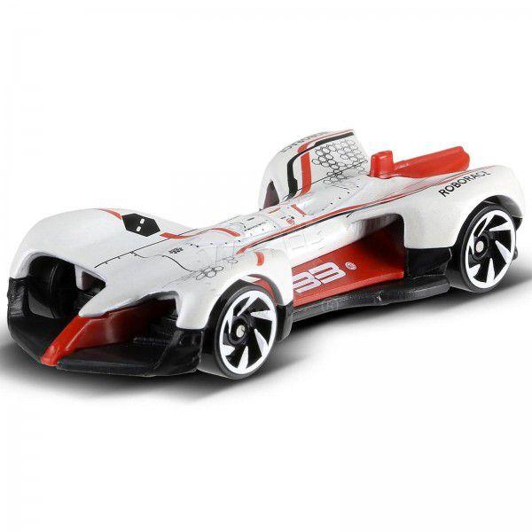 Carrinho Hot Wheels: Roborace Robocar (UZ9UX) - Mattel