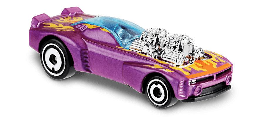 Carrinho Hot Wheels Rodger Dodger 2.0 (UVA4L) - Mattel