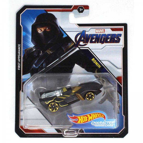 Carrinho Hot Wheels Ronin: Vingadores (Avengers) - Mattel