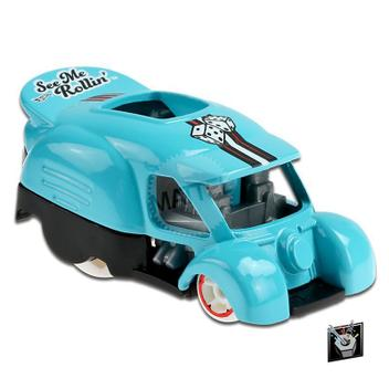 Carrinho Hot Wheels: See Me Rollin' Experimotors - Mattel