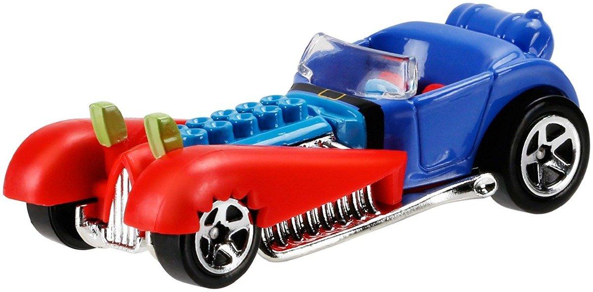 Carrinho Hot Wheels: Seu Sirigueijo (Mr. Krabs) - Mattel