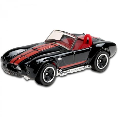 Carrinho Hot Wheels Shelby Cobra 427 S/C (XRJGD) Hw RoadSters - Mattel