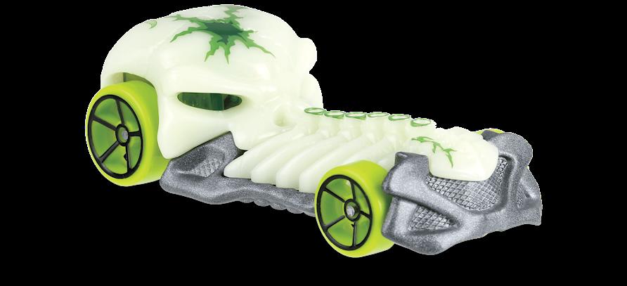 Carrinho Hot Wheels Skull Crusher (KHM8C) - Mattel