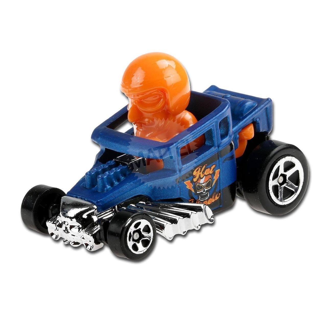Carrinho Hot Wheels Skull Shaker (MNWF3) Tooned - Mattel
