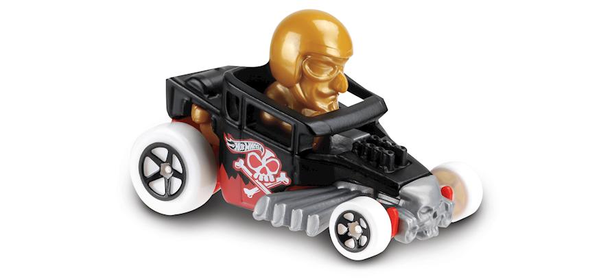 Carrinho Hot Wheels Skull Shaker (Z6YCV) - Mattel