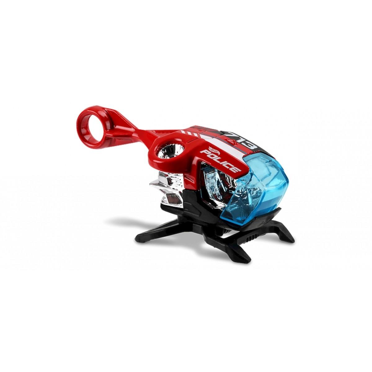 Carrinho Hot Wheels: SKY FI Vermelho