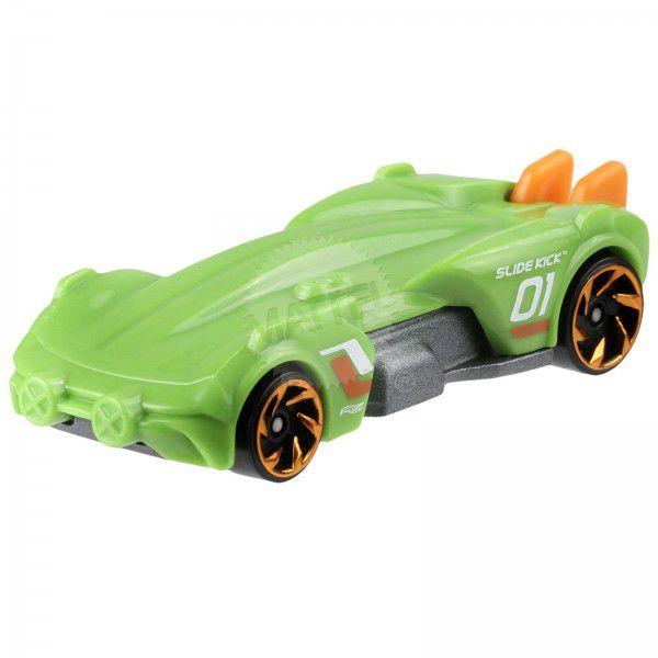 Carrinho Hot Wheels: Slide Kick (76G3H) - Mattel