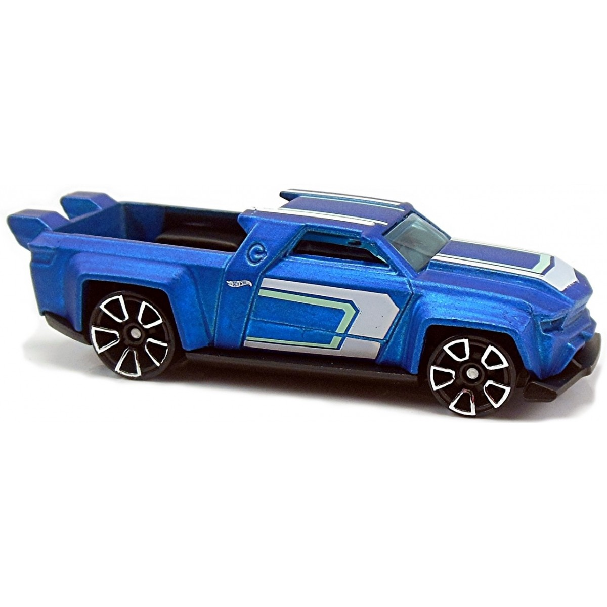 Carrinho Hot Wheels: Solid Muscle Azul