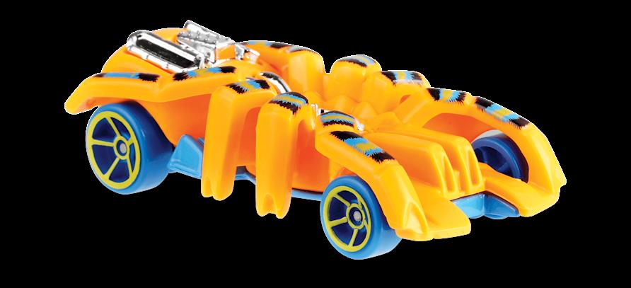 Carrinho Hot Wheels Speed Spider (AJHBC) - Mattel