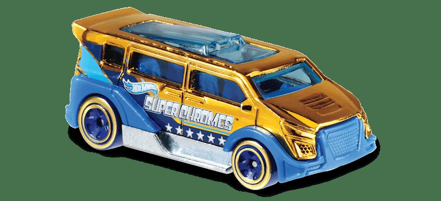 Carrinho Hot Wheels Speedbox (ZVGN6) - Mattel