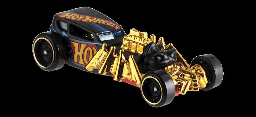 Carrinho Hot Wheels Street Creeper (PQ2J1) - Mattel