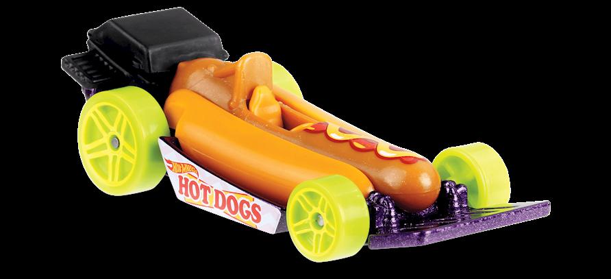 Carrinho Hot Wheels Street Wiener (C3J2D) - Mattel