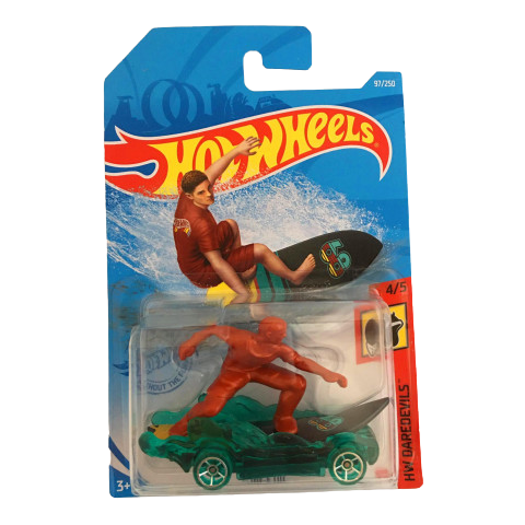 Carrinho Hot Wheels: Surf's Up HW Daredevils - Mattel