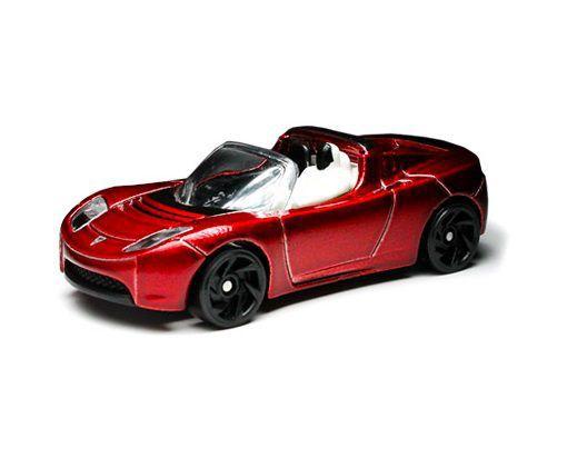 Carrinho Hot Wheels Tesla Roadster With Starman (9XGQH) - Mattel