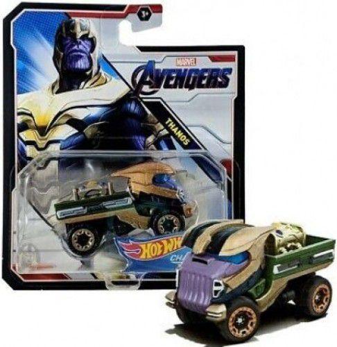 Carrinho Hot Wheels Thanos: Vingadores (Avengers) - Mattel