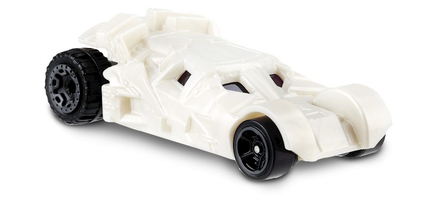 Carrinho Hot Wheels The Dark Knight Batmobile (KSV2P) - Mattel