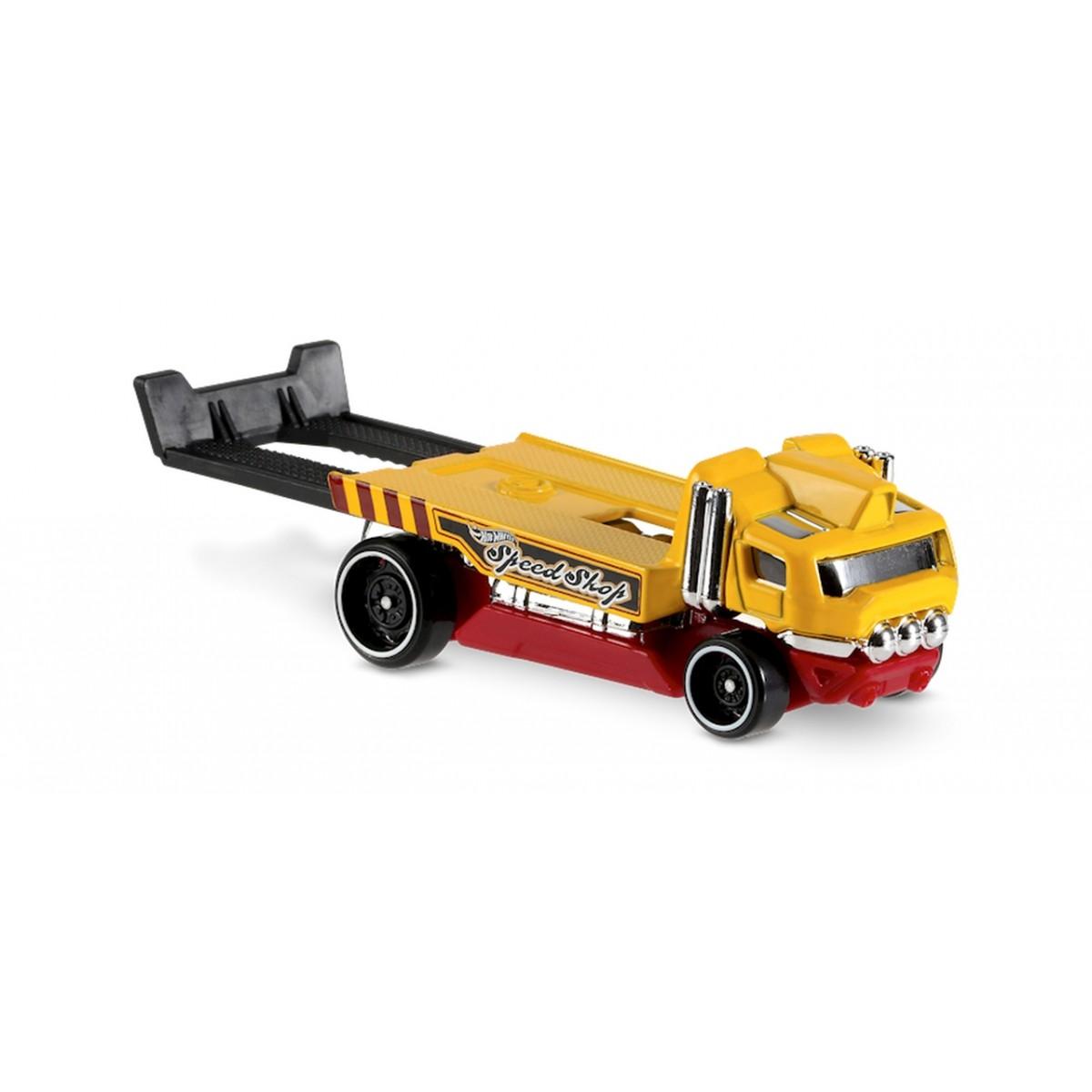 Carrinho Hot Wheels: The Haulinator Amarelo