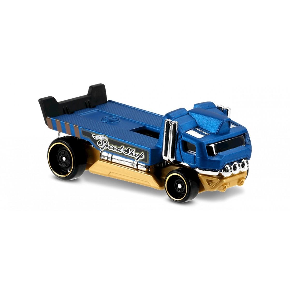 Carrinho Hot Wheels: The Haulinator Azul