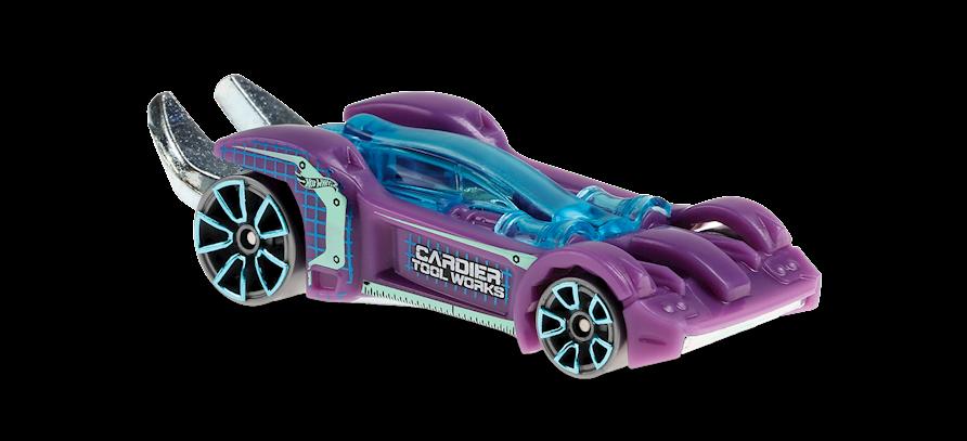 Carrinho Hot Wheels: Tooligan - ( Experimotors) - LSNR0