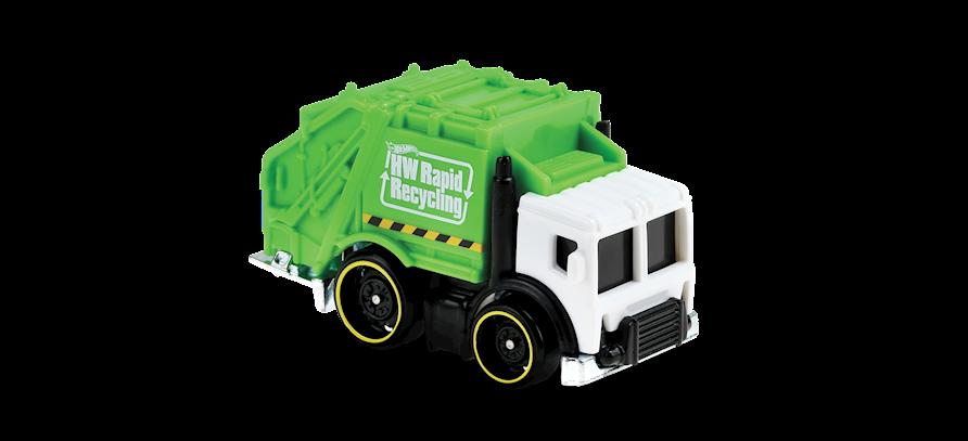 Carrinho Hot Wheels: Total Disposal - ( Hw Metro ) - FMV61