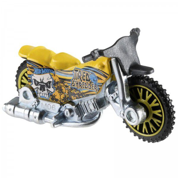 Carrinho Hot Wheels Tred Shredder (PHZWI) - Mattel