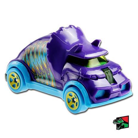 Carrinho Hot Wheels: Tricera-Truck Dino Riders - Mattel