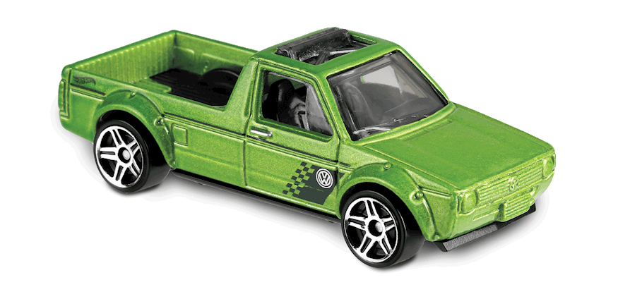 Carrinho Hot Wheels Volkswagen Caddy (SUEYI) - Mattel