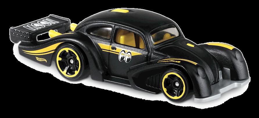 Carrinho Hot Wheels Volkswagen Käfer Racer (8HVIR) - Mattel
