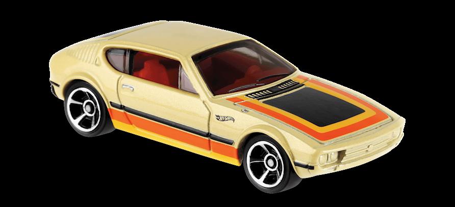 Carrinho Hot Wheels Volkswagen SP2 (R24FE) - Mattel