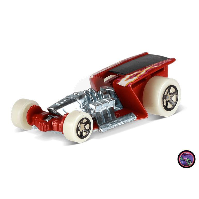 Carrinho Hot Wheels: Z-Rod Vermelho