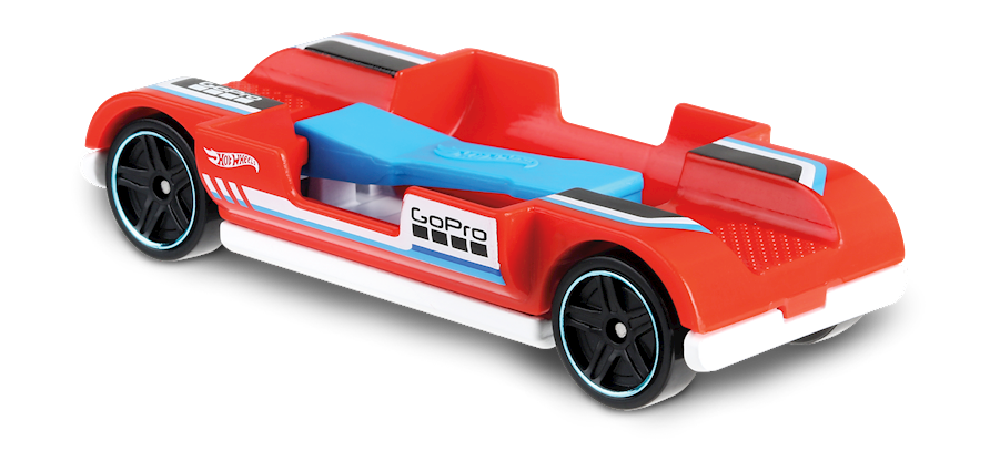 Carrinho Hot Wheels Zoom In (LUJTL) - Mattel