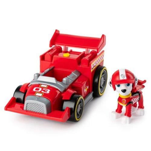 Carrinho Marshall (Ready Racer Rescue) Com Som: Patrulha Canina (Paw Patrol) - Sunny