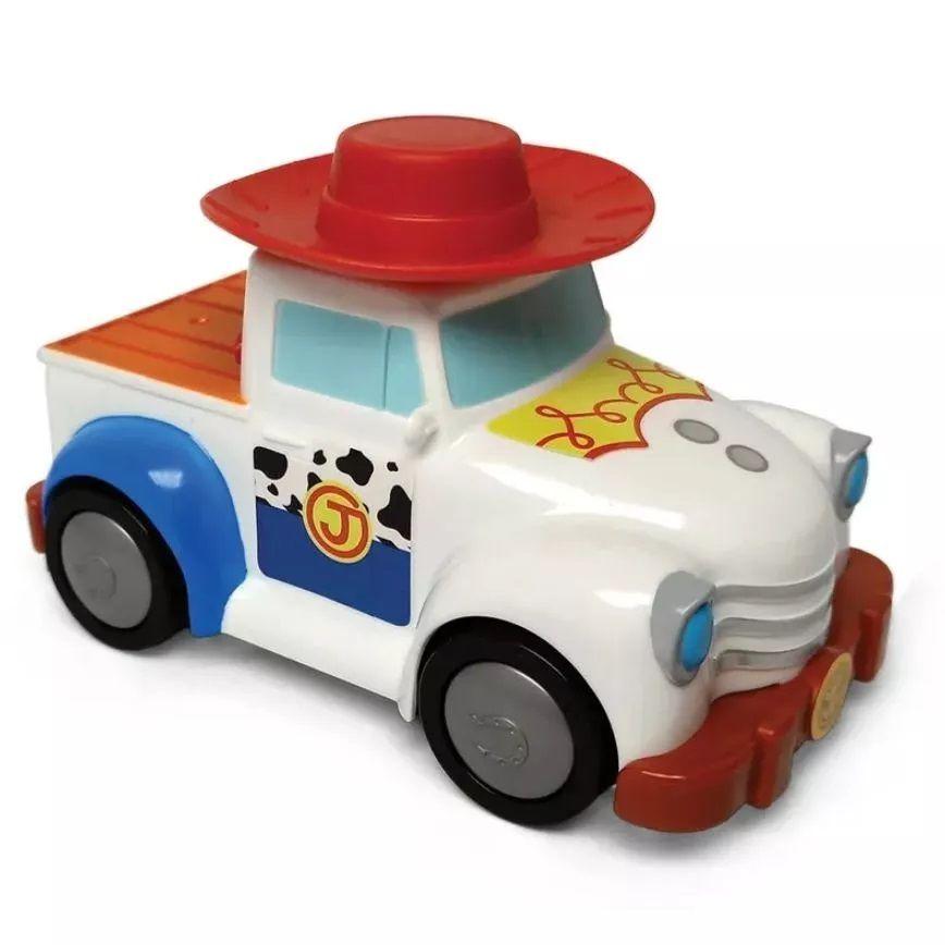 Carrinho Roda Livre Jessie: Toy Story - Toyng