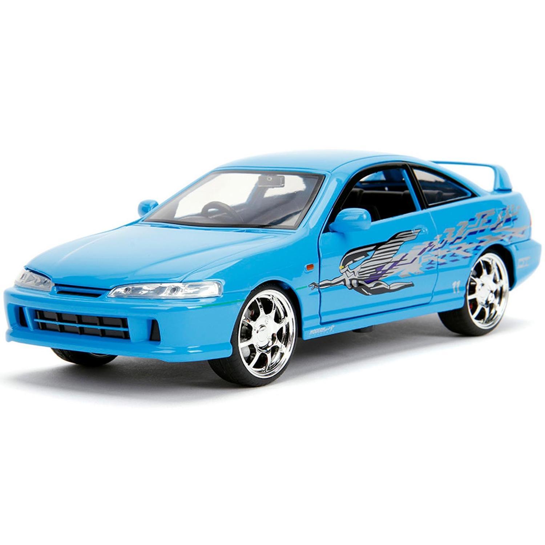 Carro Acura Integra ''Mia's'': Velozes e Furiosos (Die Cast Figure) Escala 1/24 - Jada Toys