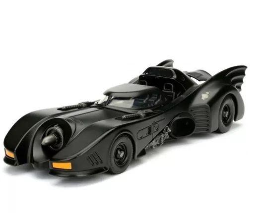 Carro Batmóvel (Batmobile): Batman 1989 Escala 1/24