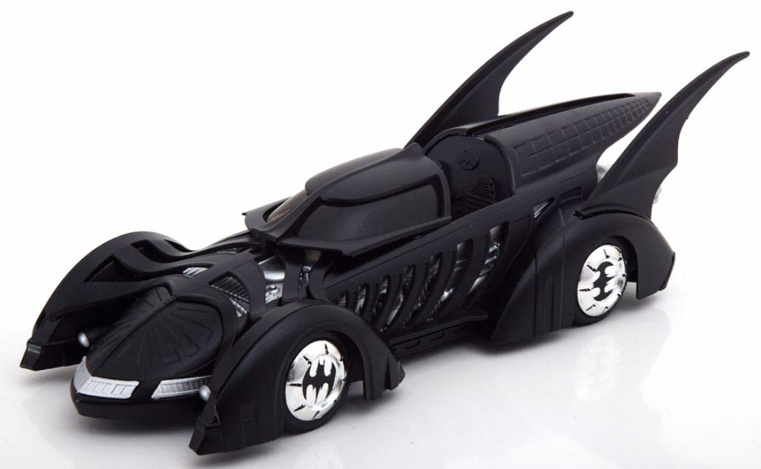 Carro Batmóvel (Batmobile): Batman Eternamente (Batman Forever) Escala 1/24
