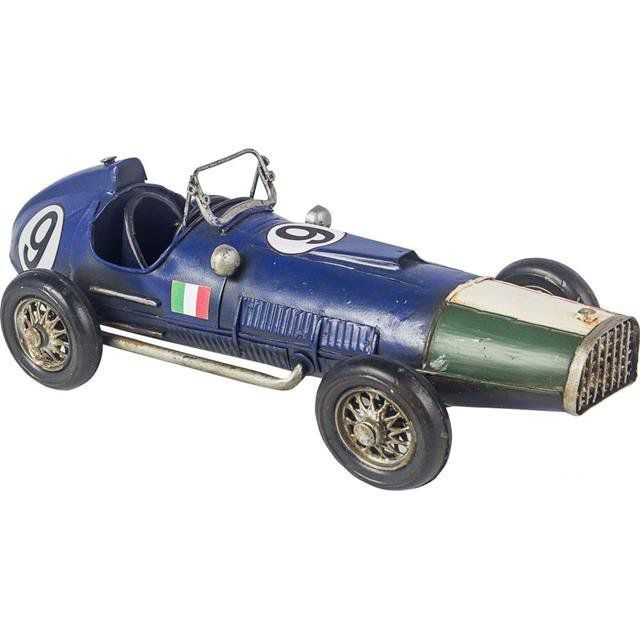 Carro Corrida Ferrari Italy Blue Cup - Oldway