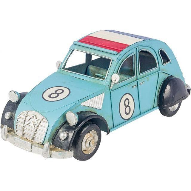 Carro França Citroen Mini Azul Cup - Oldway (Produto Exposto)