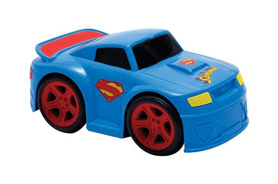 Carro Smart Vehicle Superman: Justice League - Candide