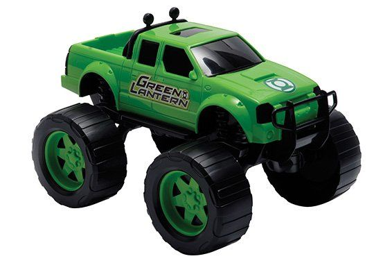 Carro Strong Truck Lanterna Verde: Justice League - Candide