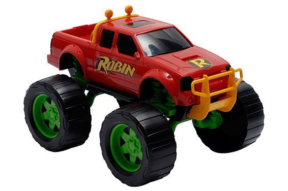 Carro Strong Truck Robin: Justice League - Candide