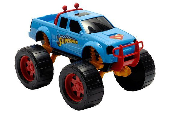 Carro Strong Truck Superman: Justice League - Candide