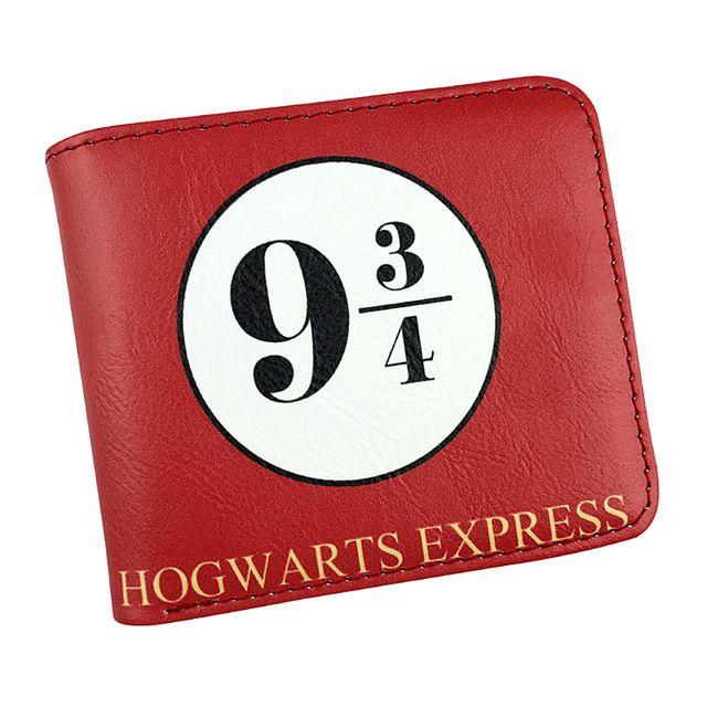 Carteira 9 3/4: Harry Potter