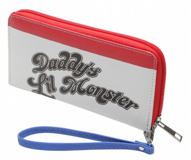 Carteira Arlequina Harley Quiin (Daddy's Lil Monster): DC Comics