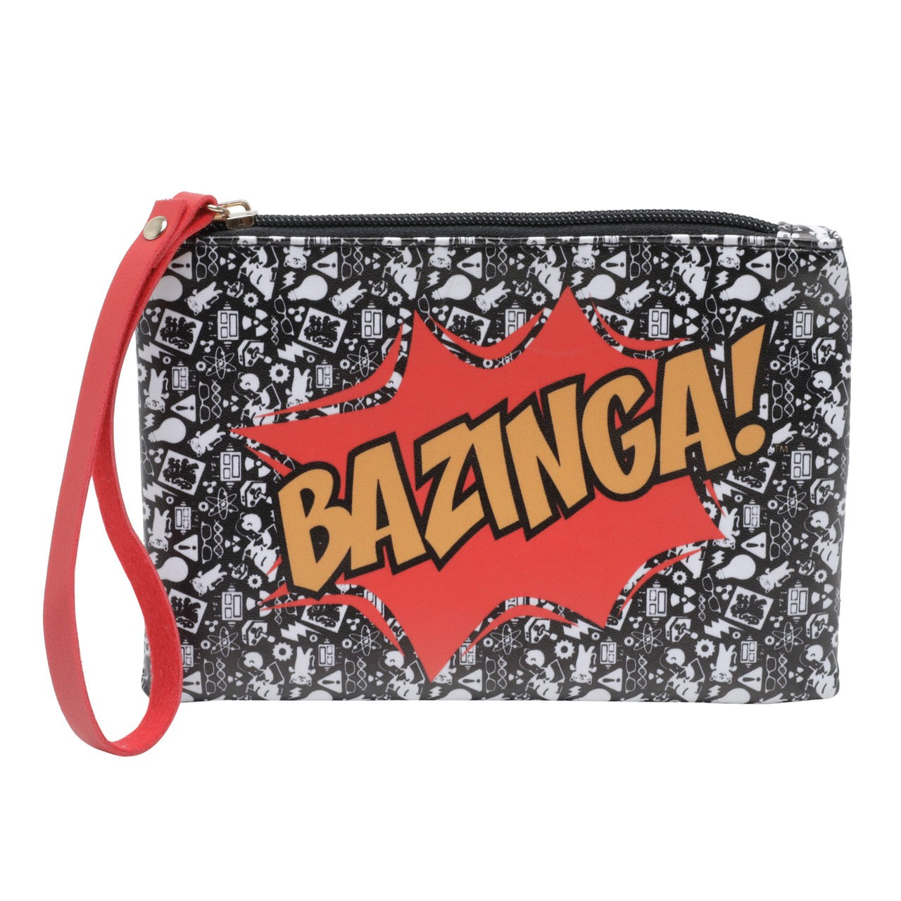 Carteira Bazinga The big bang theory - Urban