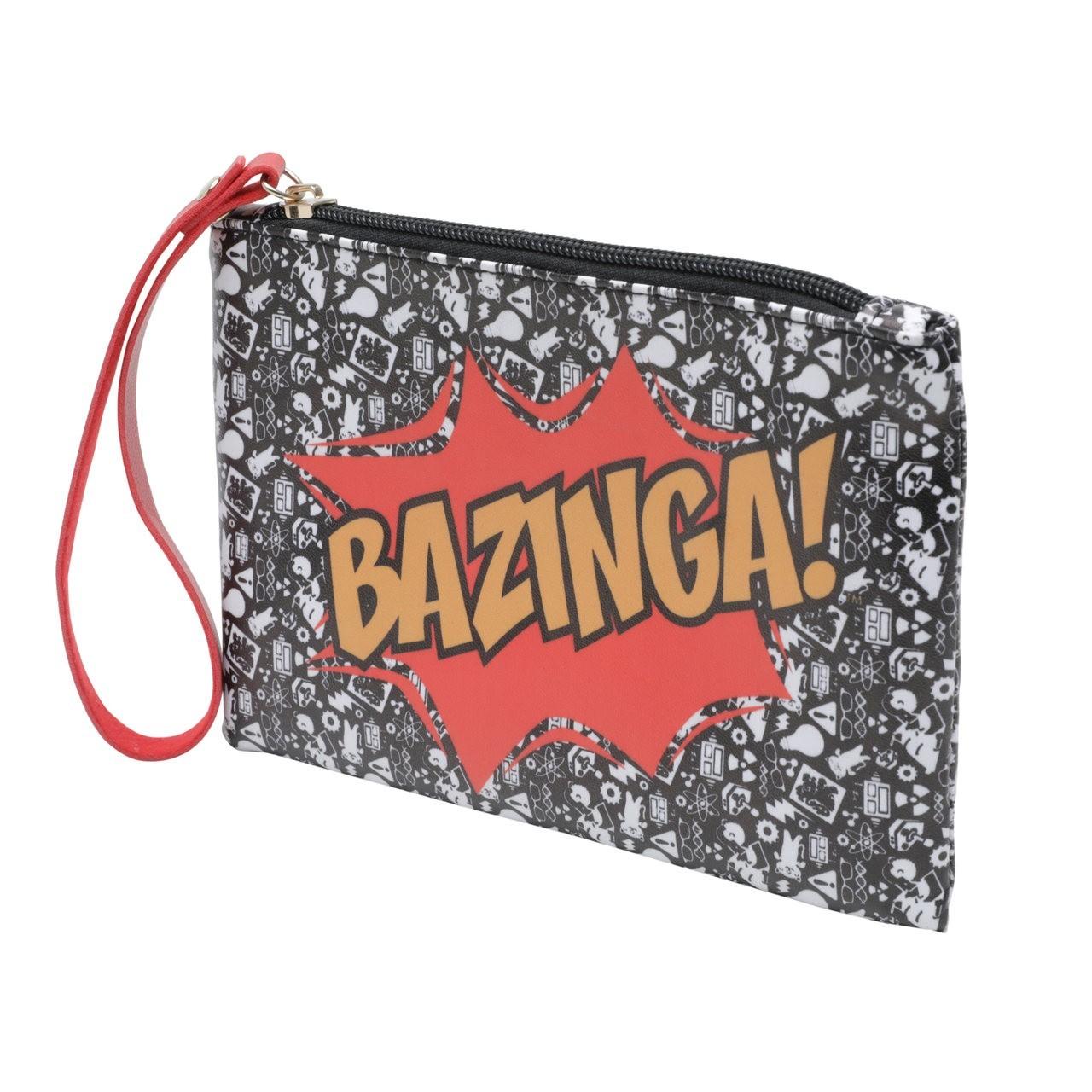 Carteira Bazinga The big bang theory - Urban