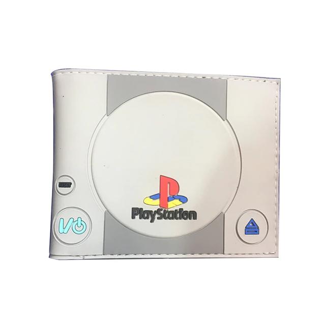 Carteira Console Playstation 1: Sony (Borracha) - EVALI