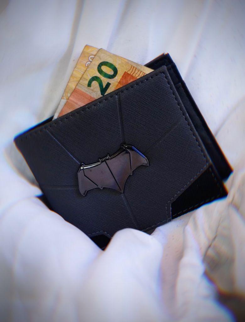 Carteira Couro Batman: Batman Vs Superman DC Comics