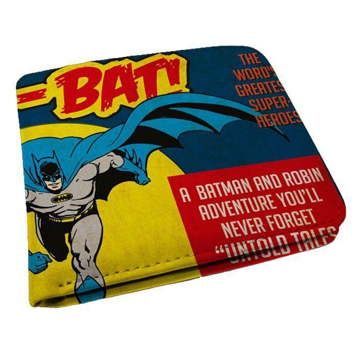 Carteira Dc Comics batman - Urban